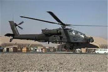 بالگردهای آپاچی و جنگنده های اف ۱۶ ارتش مصر در عملیات پاکسازی سینا