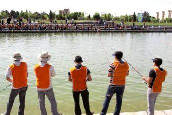 ماهی گیری ورزش تمرکز اعصاب