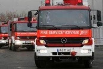 آماده باش ۵ هزار آتش نشان در قالب ۱۶۰۰ تیم عملیاتی برای چهارشنبه پایان سال