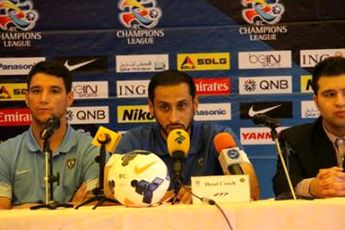 سامی الجابر: سزاوار پیروزی مقابل سپاهان بودیم