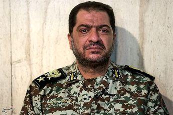 معارفه فرمانده جدید قرارگاه پدافند هوایی
