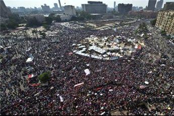 ارتش برای جلوگیری از وقوع جنگ داخلی در مصر قدرت را در دست خواهد گرفت