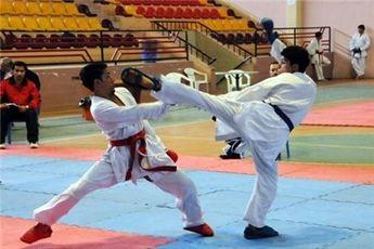 دور جدید تمرینات تیم ملی کاراته در تهران