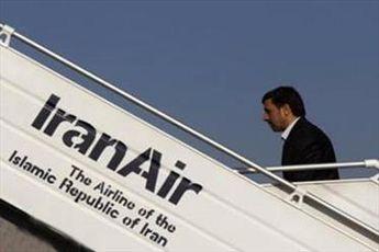 احمدینژاد مسکو را به مقصد تهران ترک کرد