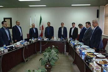 تصویب صورت های مالی سال ۱۳۹۵ شرکت چاپ و نشر بانک ملی ایران
