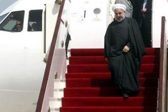 رئیس جمهور وارد کابل شد
