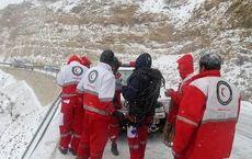 برف و کولاک در 11 استان کشور