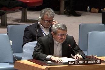 نماینده ایران در سازمان ملل حمله به مراکز درمانی بویژه در فلسطین، افغانستان، یمن و سوریه را محکوم کرد