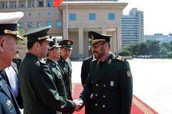 سردار دهقان از مراکز فضانوردی و نظامی چین بازدید کرد