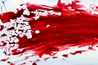 قتل وحشتناک مرد جوان با چاقو در خیابان های تهران