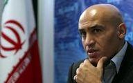 عکس العمل منصوریان در برابر اتهامات دایی در کنفرانس خبری