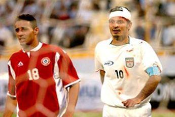 فوتبالیستی که مرگ را دریبل زد