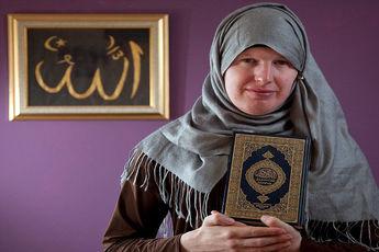 سرباز انگلیسی که مسلمان شد + عکس