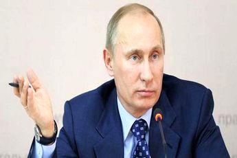 پوتین: اتهام شیمیایی به حکومت سوریه دسیسه بود
