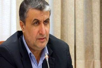 با حکم رئیسجمهور، محمد اسلامی رئیس سازمان انرژی اتمی شد