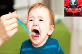 یک خودرو مرد را احساسی می کند یا گریه نوزاد؟!