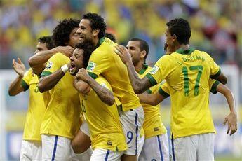 برزیل قهرمان شد