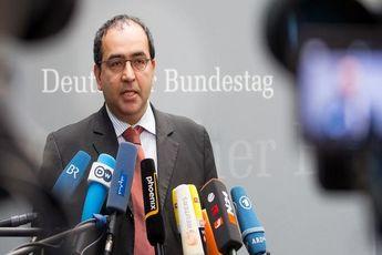منع ورود نماینده پارلمان آلمان به آمریکا