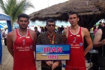 نماینده ایران به فینال دومین تور آسیا و اقیانوسیه رسید