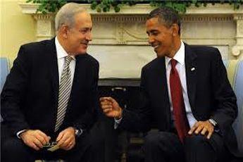 اختلاف رییس جمهور آمریکابا اسرائیل