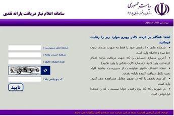انصرافی ها کمتر از ۱۰ درصد / ۴۰ میلیون ایرانی تاکنون خواستار دریافت یارانه شده اند