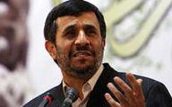 احمدی نژاد درگذشت والده بادامچیان را تسلیت گفت