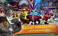 Angry Birds Evolution؛ مبارزه با خوگ های سبز با تیمی که خودت میچینی / دانلود