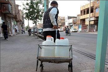 فروش آب زیر گوش پایتخت