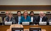 بیانیه مشترک نشست وزیران خارجه کشورهای باقیمانده در برجام
