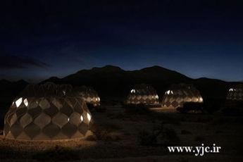 متفاوت ترین چادر در دنیا + عکس