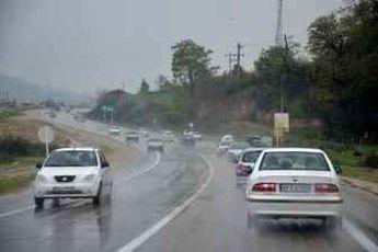 آخرین وضعیت ترافیکی جادههای کشور در 21 دی ماه 97