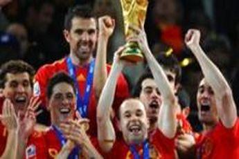 اسپانیا گران ترین تیم حاضر در جام جهانی / مسی با ارزش ترین بازیکن
