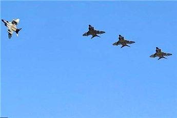 جدیدترین دستاورد نیروی هوایی ارتش ایران