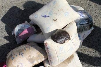 کشف 8 تن و 130 کیلوگرم موادمخدر در گلستان
