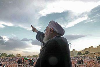 دوباره ایران انتخاب کرد / دکتر حسن روحانی با رای بالاتر تر از دور قبل منتخب ایرانیان شد