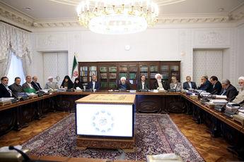روحانی: رعایت دقیق ملاحظات رهبرمعظم انقلاب در مورد سند ۲۰۳۰ دستور کار شورای عالی انقلاب فرهنگی است