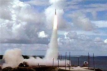 فراز و فرود یک موشک