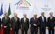 درخواست وزرای خارجه گروه ۷ازایران برای کمک به دستیابی به راه حل سیاسی در منطقه