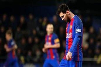 تفاوت بارسلونا با مسی با بارسای بدون مسی به روایت کاریکاتور