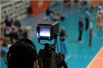 دیدار والیبال ایران و آلمان از شبکه سه