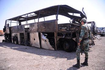 آتشسوزی ۳ اتوبوس اسکانیا در ۱۵ روز