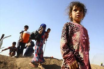 تعداد آوارگان عراق کاهش چشمگیری داشته است
