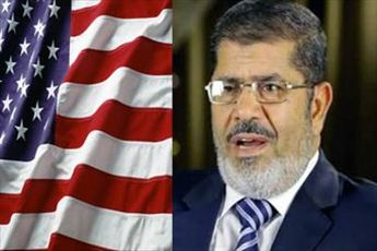 آمریکا نیز خواستار آزادی محمد مرسی شد