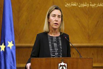 موگرینی: انتخابات ایران را با دقت و ملاحظه بسیار دنبال می کنیم