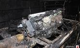 فروشگاه تجهیزات پزشکی در آتش سوخت + تصاویر
