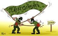 کاریکاتور / خودزنی تروریستها در سوریه!