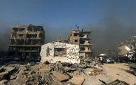 ارتش سوریه پس از 7 سال بر دمشق مسلط شد