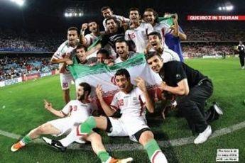 تیم ملی ایران بدون تغییر جایگاه همچنان سی و هفتم دنیا و اول آسیا