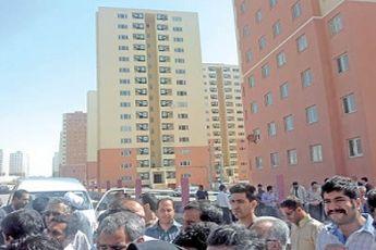 تغییر تصمیم درباره مالکیت مسکن مهر