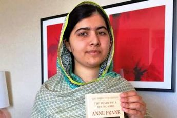 برنده نوبل به محل ترور خود در پاکستان سفر کرد